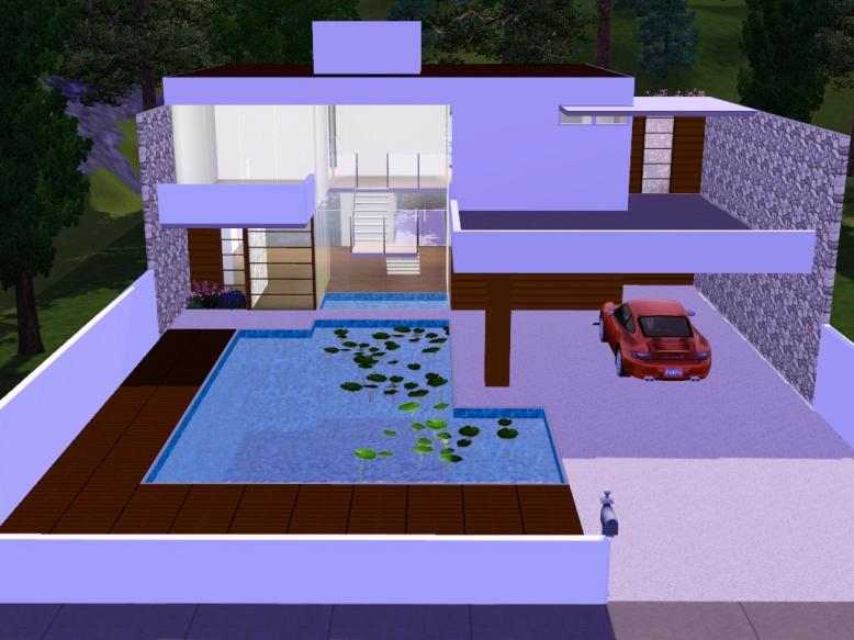 Sims 3 Updates - Downloads / Objects / Buildings / Residential - page 7