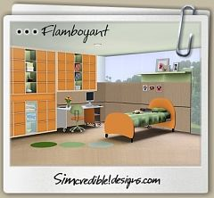 Sims 3 kids, room, furniture, objects, decorative