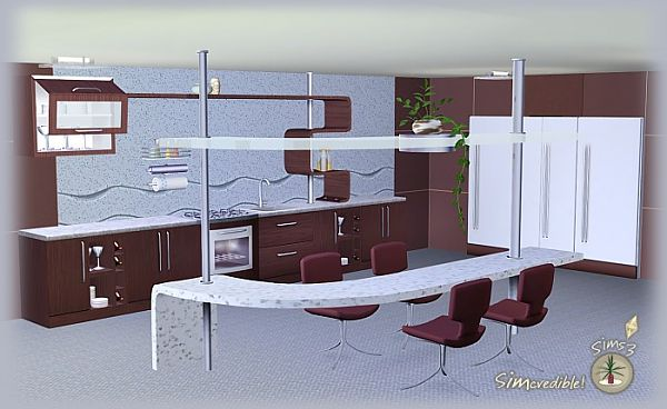 Cool games noviembre 2011 for Kitchen ideas sims 3