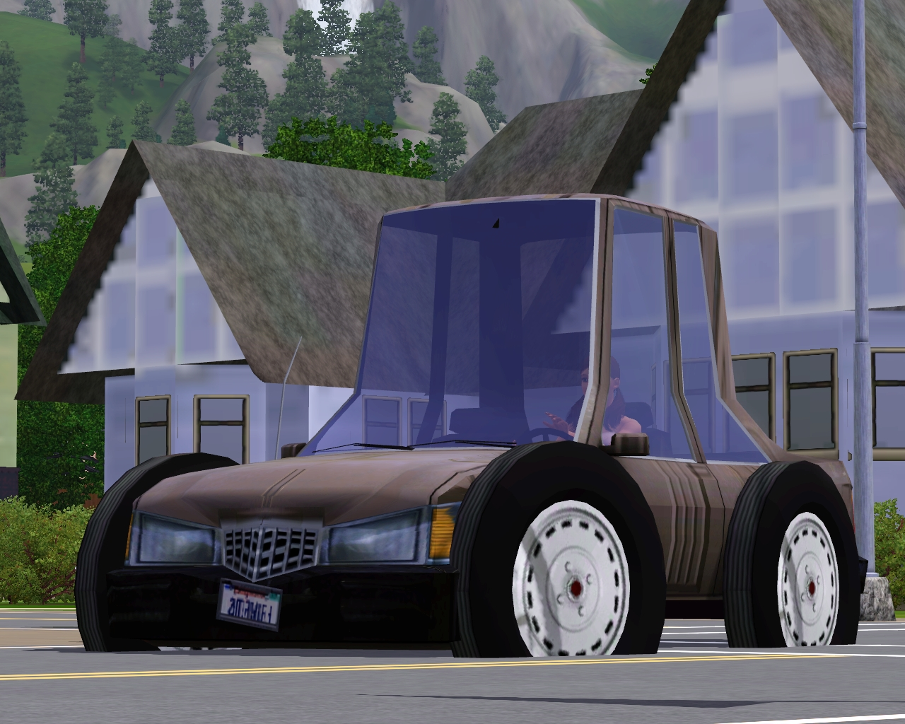 Sims 3 Updates Downloads Objects Cars Page 6