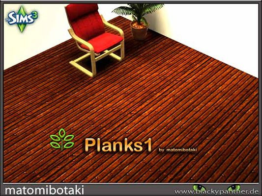 Sims 3 patterns, objects, wood