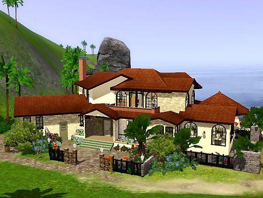 "Mod The Sims - ""Put your homework away properly!"""